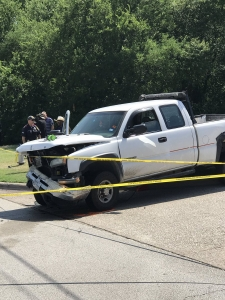 DPD Officer in stable condition after crash | News Talk WBAP-AM