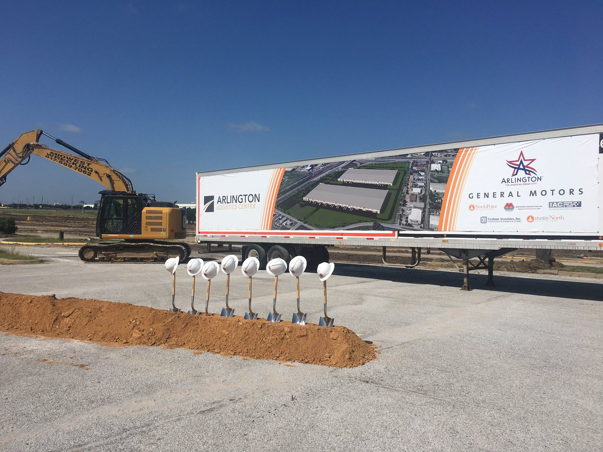 gm breaks ground on expansion in arlington news talk wbap am. Cars Review. Best American Auto & Cars Review