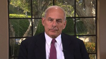 Chief of Staff John Kelly Will Leave His Job At the End of 2018