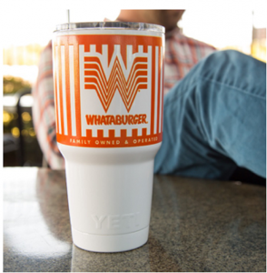 Whataburger Releases YETI Rambler Ahead of the Holidays