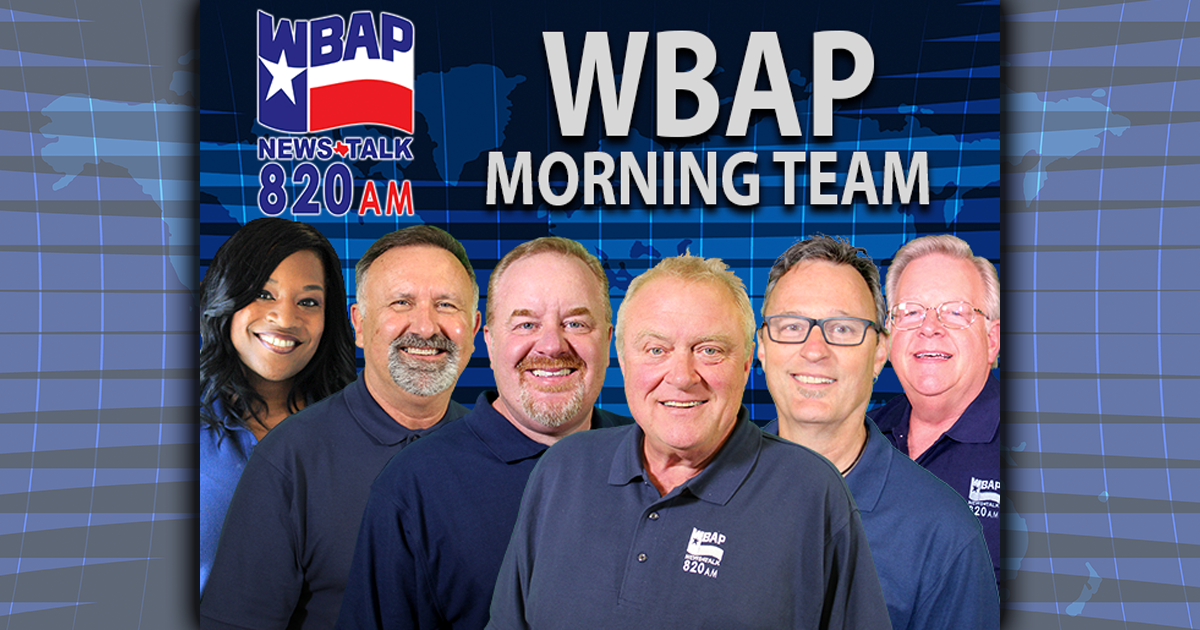 WBAP 820 | News Talk WBAP-AM