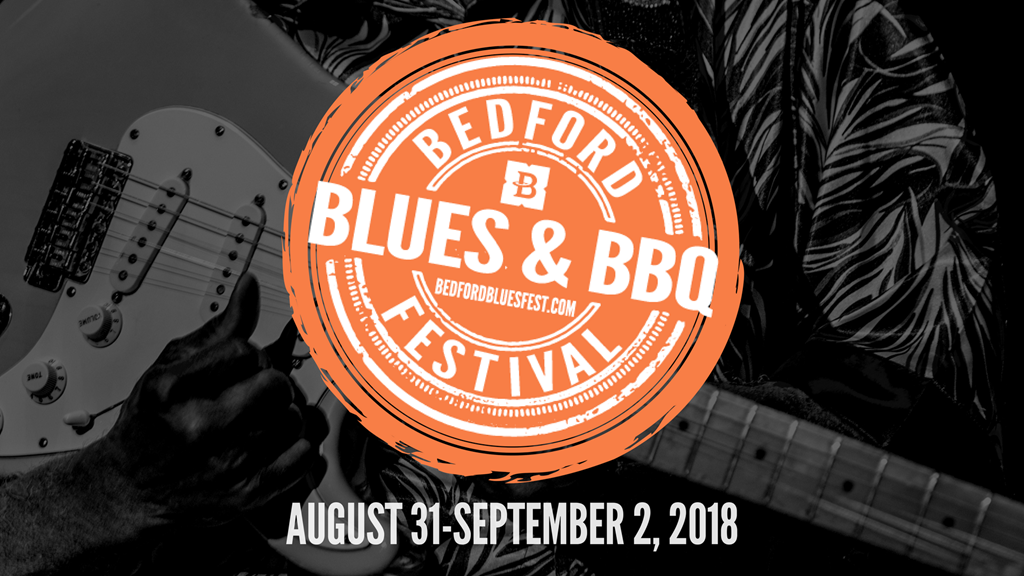 Enter to Win a pair of VIP tickets to the 10th Annual Bedford Blues & BBQ