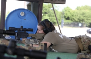 North Richland Hills Officer First Female Sniper in North