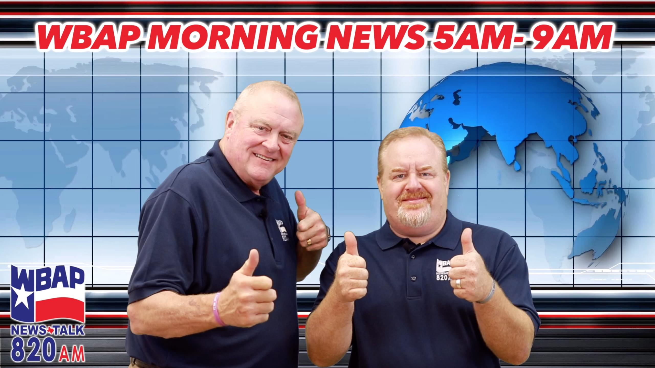 """Watch the """"Fake News"""" WBAP Morning News TV Commercial"""