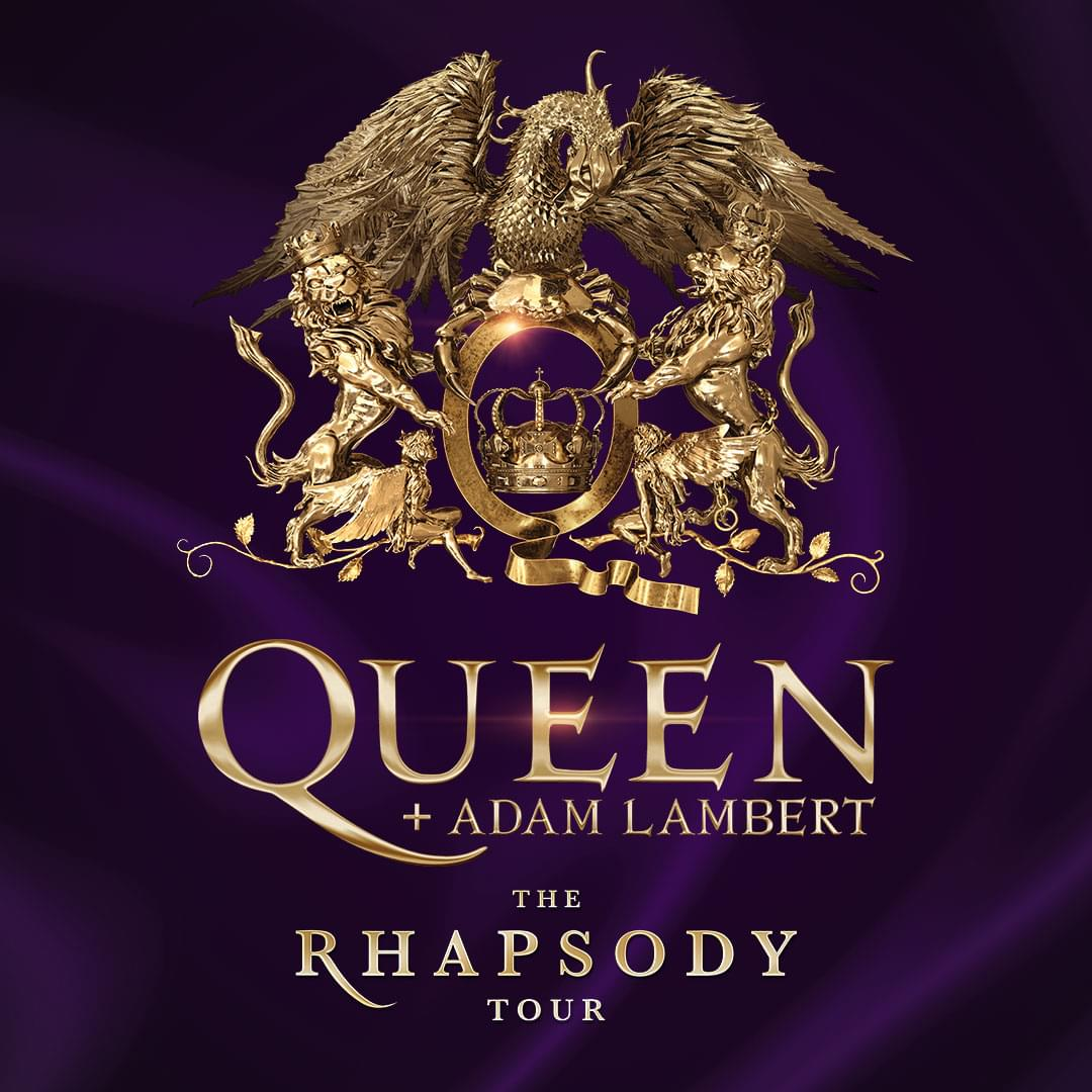 ONLINE ENTRY – Enter to Win a Pair of Queen + Adam Lambert Tickets!