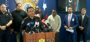 ade4975d Suspect in Young Texas Girl's Shooting Still at Large | News Talk ...