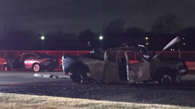 Drunk Driver Suspected in Fiery Haltom City Crash | News