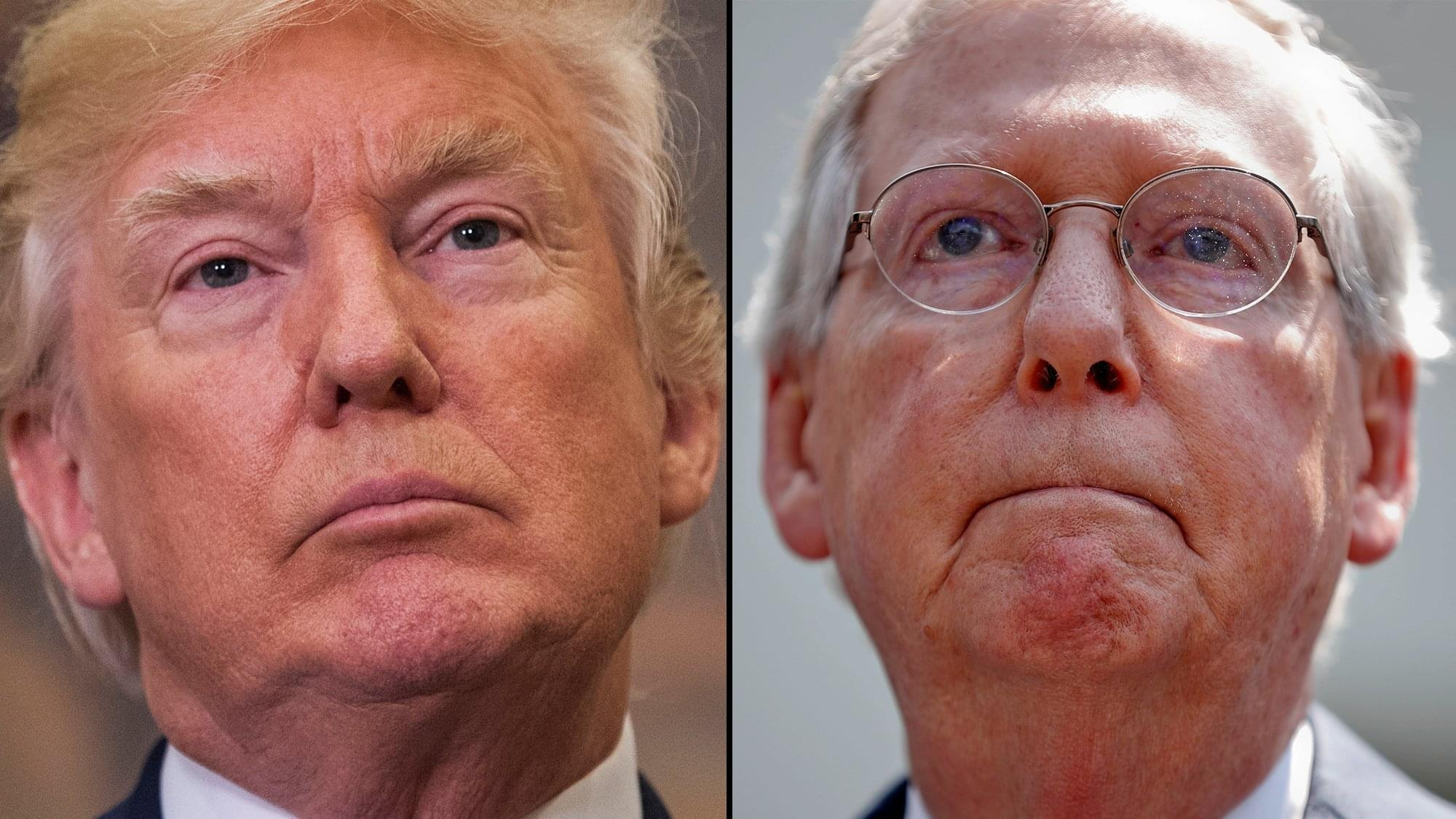 McConnell: Trump Indicates He Will Sign Funding Bill; Declare National Emergency for Wall