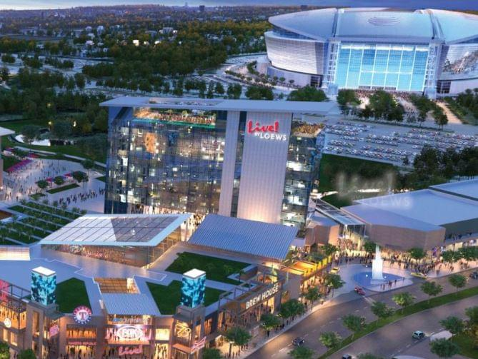 Arlington Texas Live Hotel Opens in Aug., Reservations Now Available