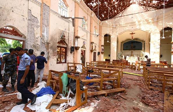 """WBAP Morning News – """"This Gave Me 9/11 Vibes"""": Nearly 300 killed in Easter Sunday Blasts in Sri Lanka"""