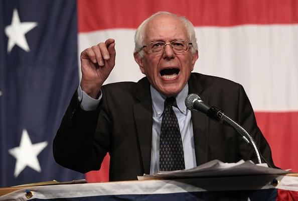 WBAP Morning News – Bernie Sanders to Visit Fort Worth Today