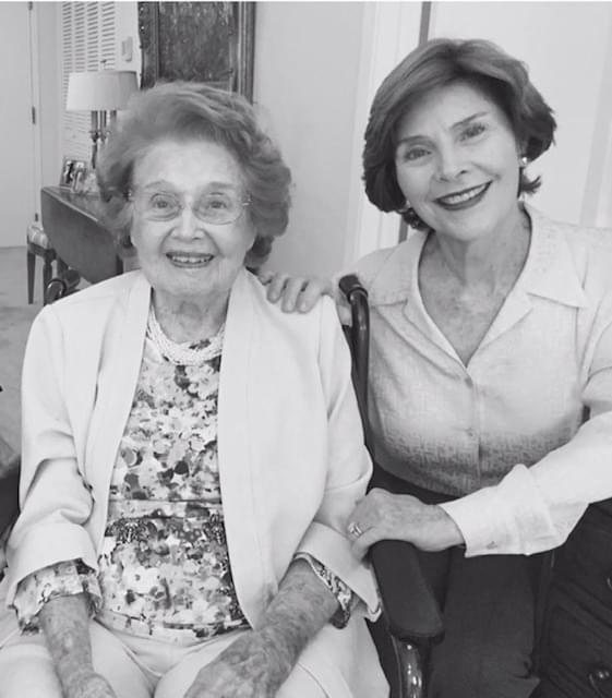 Mother Of Former First Lady Laura Bush Dies At 99 In Midland