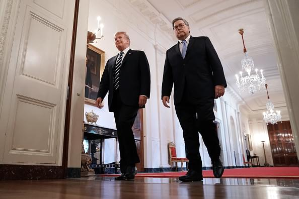 Chris Salcedo Show – Barr To Declassify Documents Surrounding 2016 Trump Campaign Surveillance