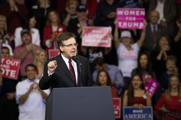 """Chris Salcedo Show – Troops Being Sent to Texas Border """"Doubles Our Commitment"""" at the Border: Dan Patrick"""