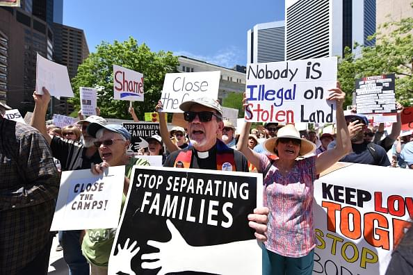Chris Salcedo Show – Is ICE Targeting Families and Children During Their Raids?