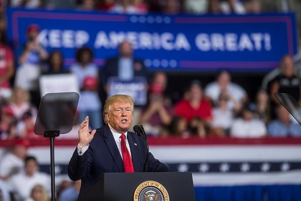 Chris Salcedo Show – What Were Your Thoughts From Trump's Rally in North Carolina?