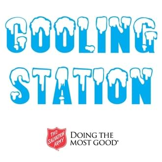 Salvation Army Offers a Place for North Texans to Cool Down from the Summer Heat