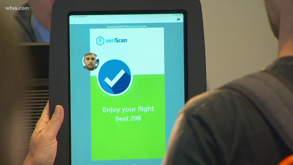 WBAP Morning News: DFW Airport Unveils Facial Recognition to Help the Boarding Process