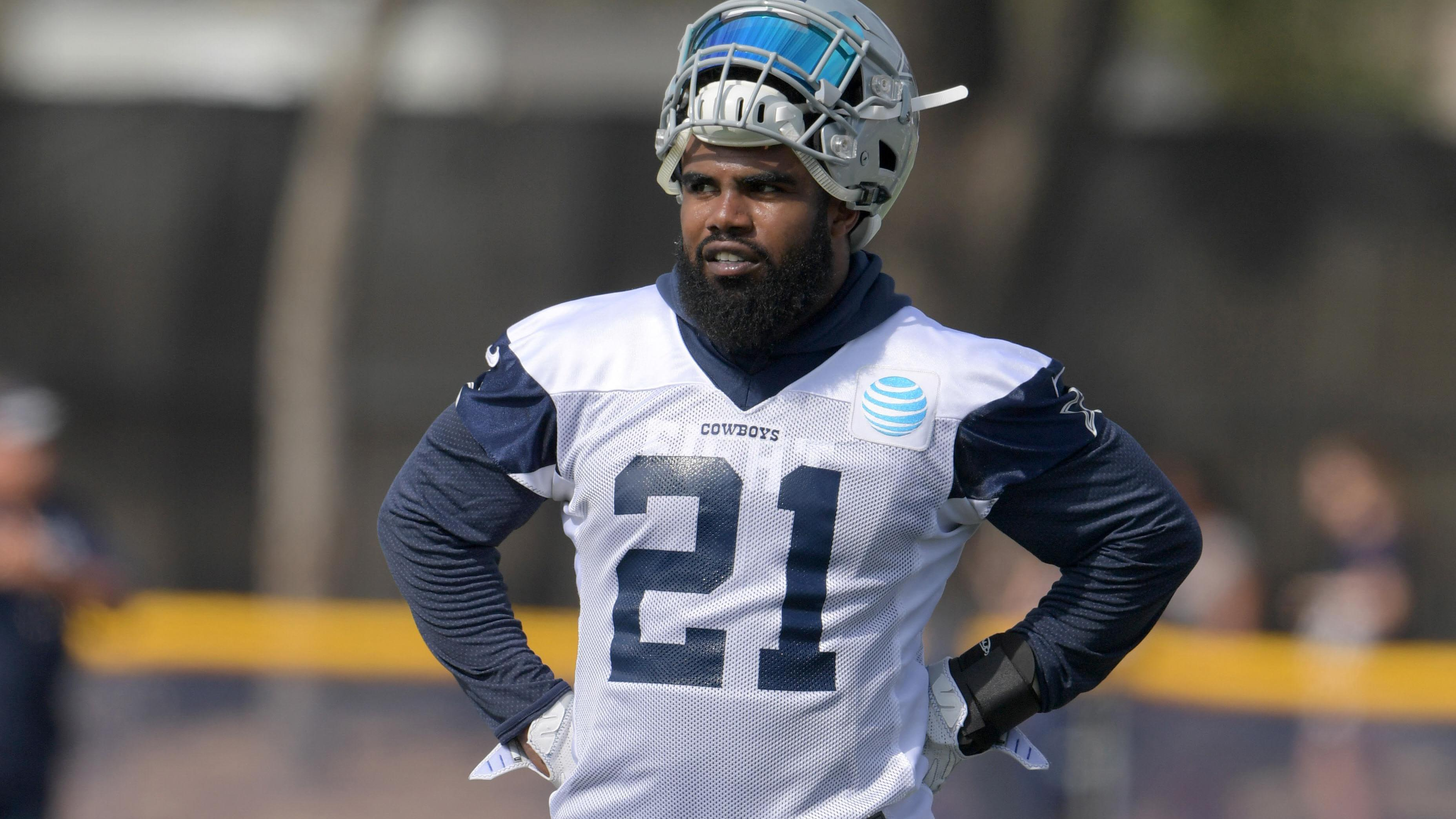 finest selection 8db8b 422e4 DONE DEAL! Zeke Elliot & Dallas Cowboys Agree to Huge ...