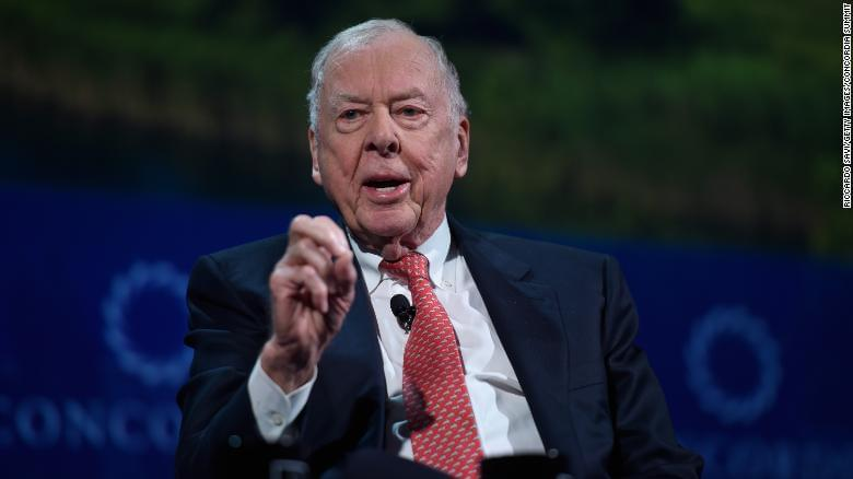 Funeral services, memorial set for T. Boone Pickens