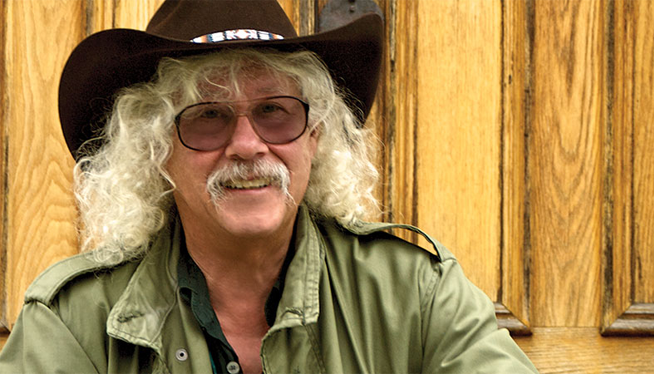 10/22/19 – Arlo Guthrie at The Ark