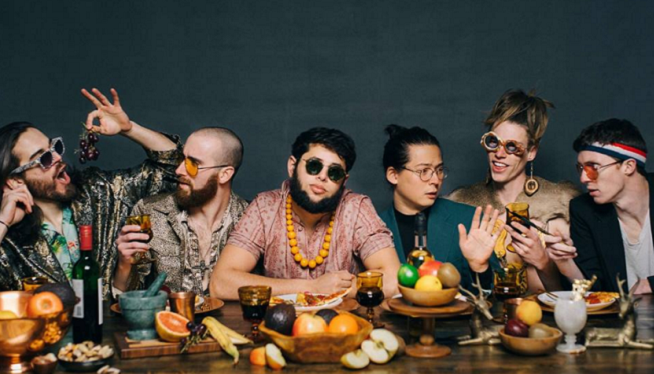 10/20/19 – Joe Hertler and the Rainbow Seekers at The Pyramid Scheme