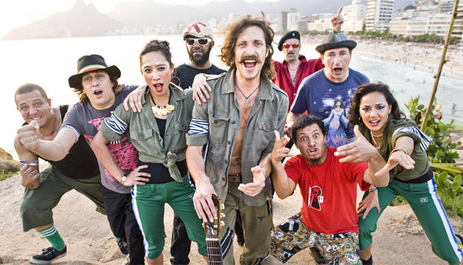 6/4/19 – Gogol Bordello at Royal Oak Music Theatre