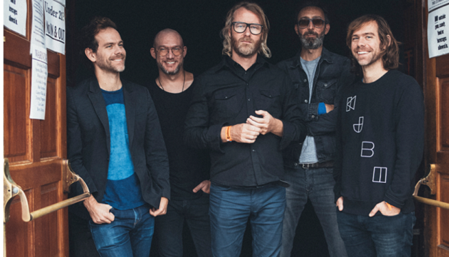 National, Death Cab, Chvrches: Pay Tribute to Frightened Rabbit