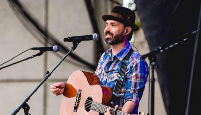 9/27/19 – Drew Nelson at Live From The Living Room at The Unity Church of Lake Orion