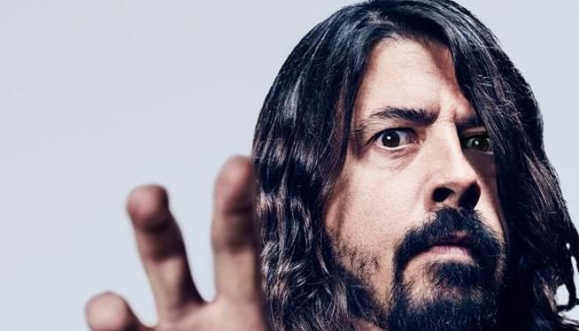Dave Grohl Revives Cal Jam For A Second Year