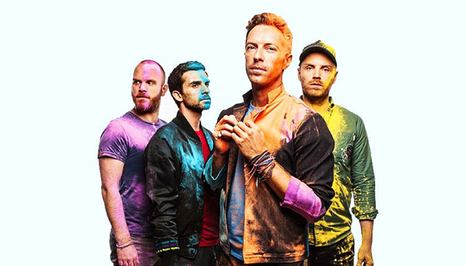 Coldplay: Live Album And DVD To Follow Documentary