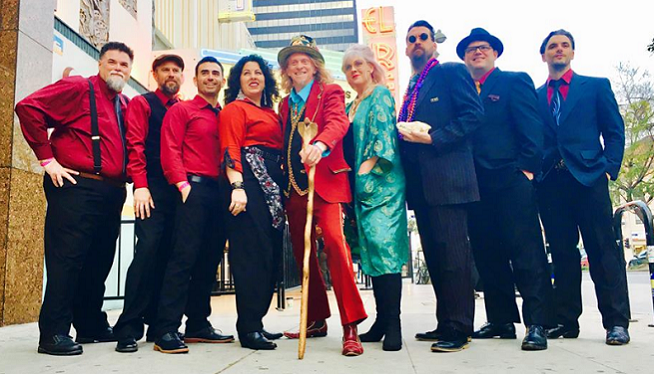 4/14/19 – Squirrel Nut Zippers at The Magic Bag