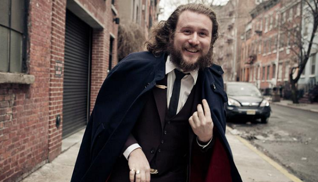 5/22/19 – Jim James at Royal Oak Music Theatre