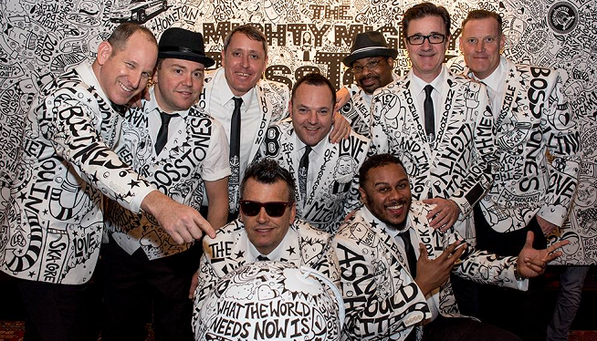 10/26/18 – The Mighty Mighty Bosstones, Buster Shuffle at Saint Andrews Hall
