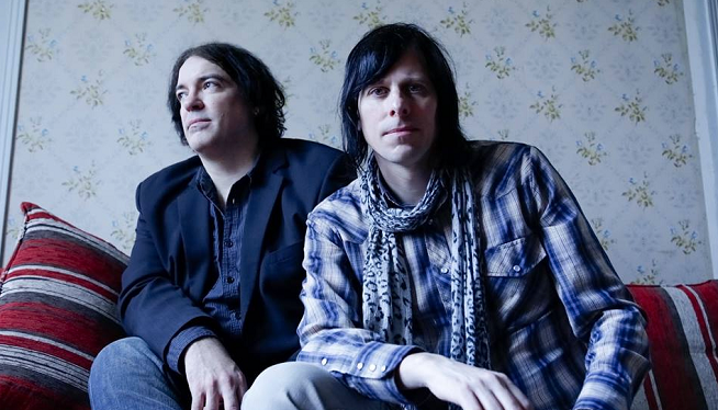 6/21/18 – The Posies at Bell's Eccentric Café