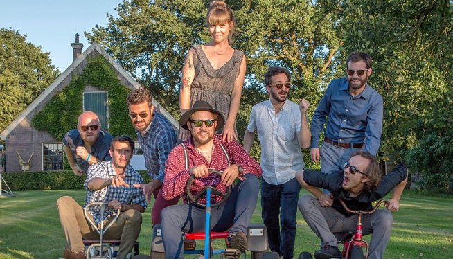 6/27/18 – Dustbowl Revival, Madcat's Midnight Blues Journey at the Rackham Stage at Top Of the Park