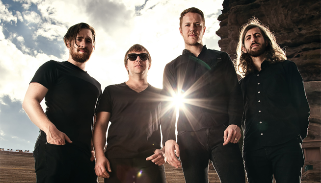 Imagine Dragons: The Old College Try