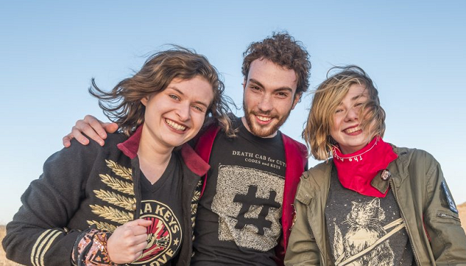 6/13/19 – The Accidentals, Adam Plomaritas at Sonic Lunch