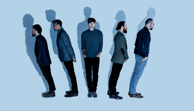 Death Cab For Cutie: Today Comes In August