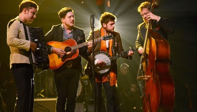 Mumford and SonsDebut New Songs