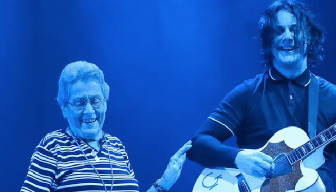 Jack White: Birthday Wishes to His Mom in Warsaw