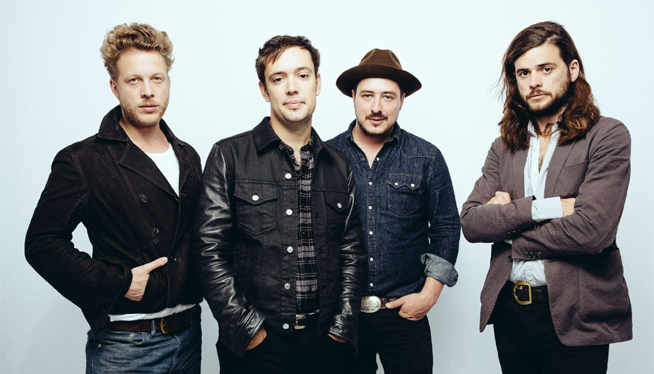 Win Mumford & Sons Tickets