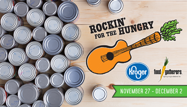 Rockin' For The Hungry