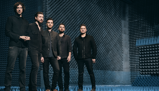 Win Tickets to see Snow Patrol