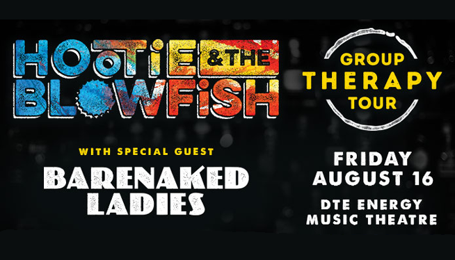 Win Tickets to see Hootie & The Blowfish