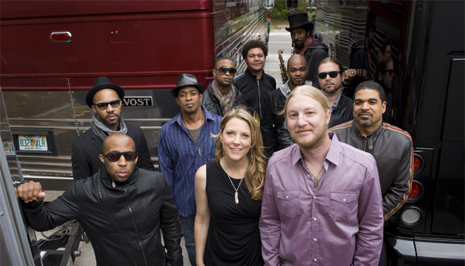 Win Tickets to see Tedeschi Trucks Band