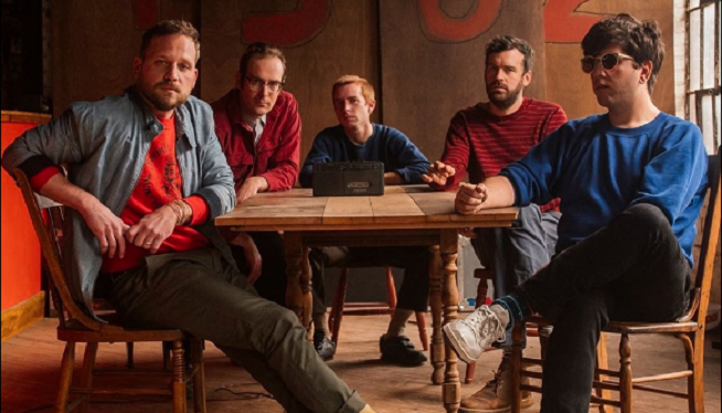 2/16/19 – Dr. Dog, The Nude Party at Covenant Fine Arts Center