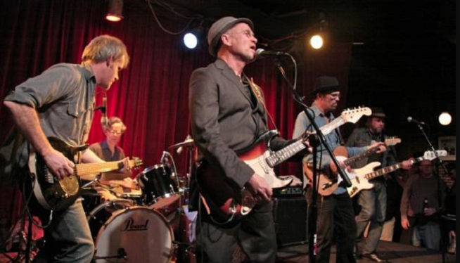 4/7/19 – Marshall Crenshaw and the Bottle Rockets at The Ark