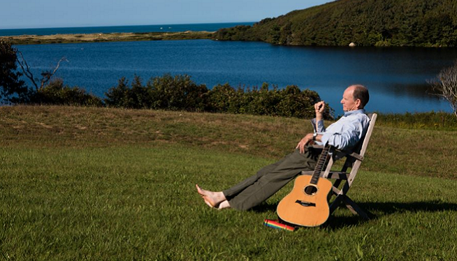 3/15/19 -Livingston Taylor at Green Wood Coffee House