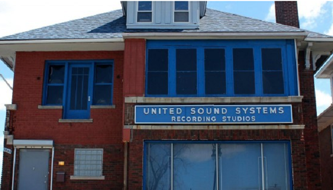 United Sound Systems Recording Studio Will Be Preserved